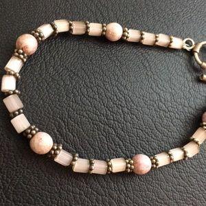 Bundle only pink bracelet